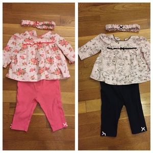 Two Little Me outfits!